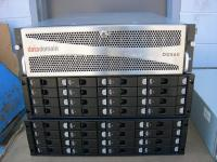 DATA Domain DD560 Storage Server 16x 500GB SATA Ver 4.9.1 2x Xyratex 16x 500GB