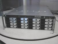 3U Rackable Storage Server Xeon 2.8Ghz SATA 16Slot 4GB 64bits 2x 3Ware 9500S-8