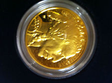 2006-W BUFFALO $50 FIFTY DOLLAR GOLD PROOF 1oz COIN